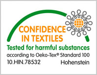 Tests for harmful substances according to Oeko-Tex® Standard 100